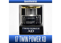 Шпуля Shimano 17 Twin Power XD  4000XG