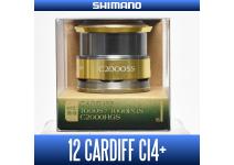 Шпуля Shimano 12 Cardiff CI4+ C2000SS