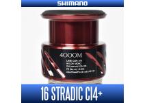 Шпуля Shimano 16 Stradic CI4+ 4000M