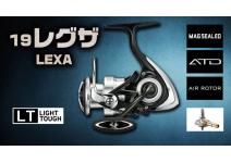Daiwa 19 Lexa LT4000D-CXH