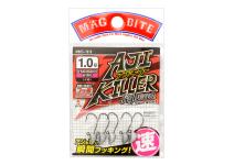 Magbite Aji Killer Jighead MB05  #10