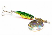 Daiwa SPINNER Z  Holo Green Gold