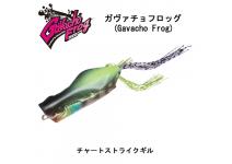 Jackall Gavacho Frog  Chart Strike Gil