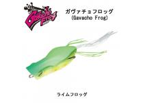 Jackall Gavacho Frog  Lime Frog