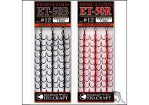Ito craft Treble ET-50 #12 30pcs