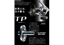 Shimano 15 Twin Power 3000HGM