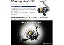 Shimano 16 Vanquish C3000