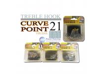 SHOUT Curve Point Treble 21