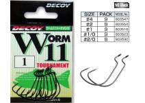Decoy Worm 11 Tournament