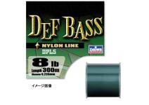 Daiwa DEF BASS NYLON 300m