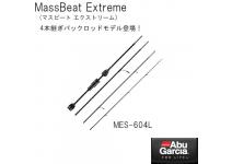 Abu Garcia Mass Beat Extreme MES-604L