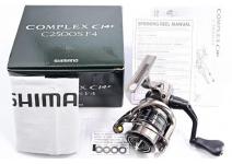 Shimano 17 Complex CI4+ 2500S F4