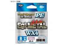 YGK G-Soul PE EGI Metal WX4 150m
