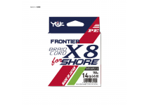 YGK G-Soul  Frontier Braid Cord X8 For Shore 150m