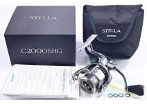 Shimano 18 Stella C2000SHG