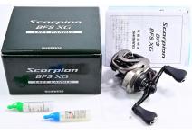 Shimano 17 Scorpion BFS XG RIGHT