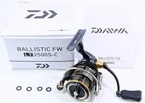Daiwa 19 Ballistic FWLT 2500S-C