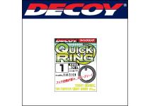 Кольца заводные Decoy Quick Ring