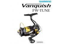 Shimano 17 Vanquish FW-TUNE 1000SHG