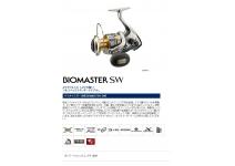 Shimano 13 Biomaster SW 5000PG