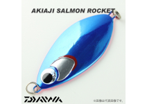 Daiwa Salmon Rocket mirror blue