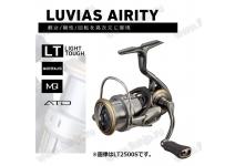 Daiwa 21 Luvias Airity LT2500