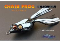 UMAWORM CHASE Frog Black Silver R