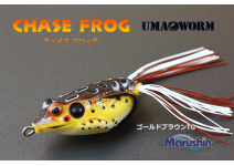 UMAWORM CHASE Frog  Gold Brown TG