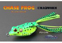 UMAWORM CHASE Frog Green TG
