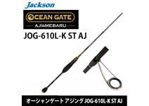 Jackson Ocean Gate Ajing JOG-610L-K ST AJ