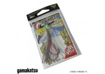 Gamakatsu  G-TRAILER 2.5 AK-110 #8 fluorescent purple