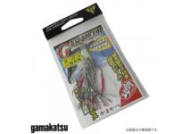 Gamakatsu  G-TRAILER 2 AK-109 #8 fluorescent purple