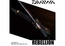 Daiwa 20 Rebellion 6102MRB