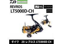 Daiwa 20 Revros LT5000D-CH