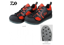 Daiwa Fishing Shoes DS-2602 Red