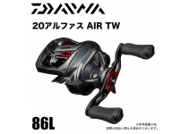 Daiwa 20  Alphas AIR TW 8.6L