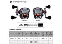Daiwa 20 Seaborg 200JL-DH
