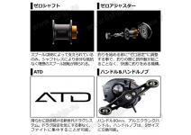Daiwa 21  STEEZ A TW HLC 6.3R