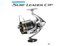 Shimano 18 Surf Leader CI4+ 35 Extra fine spec