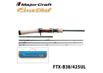 MajorCraft Fine Tail  FTX-B38/425UL Switch Style