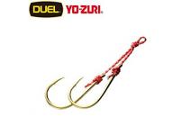 DUEL QC Hook 12x12