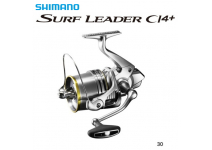 Shimano 18 Surf Leader CI4+ 30 fine thread spec