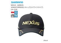 SHIMANO NEXUS GORE-TEX® CA-121R черная
