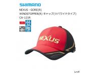 SHIMANO NEXUS GORE-TEX® CA-121R красная