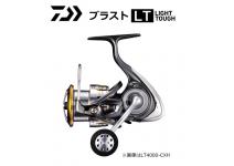 Daiwa 18 Blast  LT6000D-H