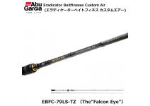 Abu Eradicator Baitfinesse Custom Air EBFC-79LS-TZ