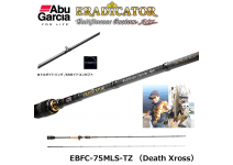 Abu Eradicator Baitfinesse Custom Air EBFC-75MLS-TZ