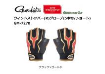 Gamakatsu GM-7270 Black/Gold