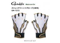 Gamakatsu GM-7272 White/Gold
