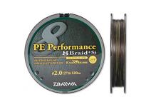 Daiwa PE Performance 8Braid+Si 75m